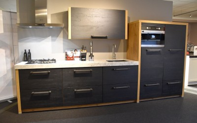 23. Greenline keuken Zera Sherwood Black